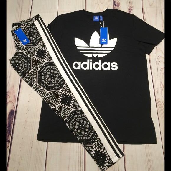 87319b204d LAST ONE New with tags adidas tshirt outfit small